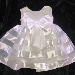 Other - White hand made children's formal Dress